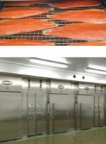 Камеры копчения рыбы REICH AIRMASTER UK 5000 BE Fish